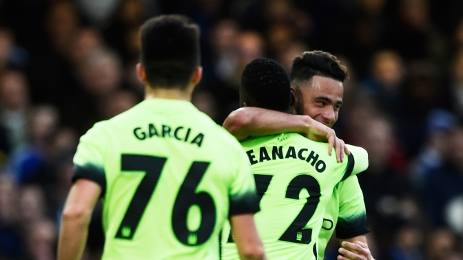 Chelsea Knocks Out Man City with massive 5-1 victory.