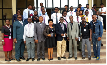 CU Civil engineering students instructed on Secrets of Sustainable Career in construction.
