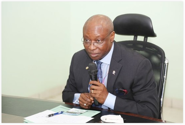 VC urges Students to Resist Temptation as Omega Semester Begins