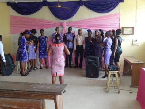 rapha choir