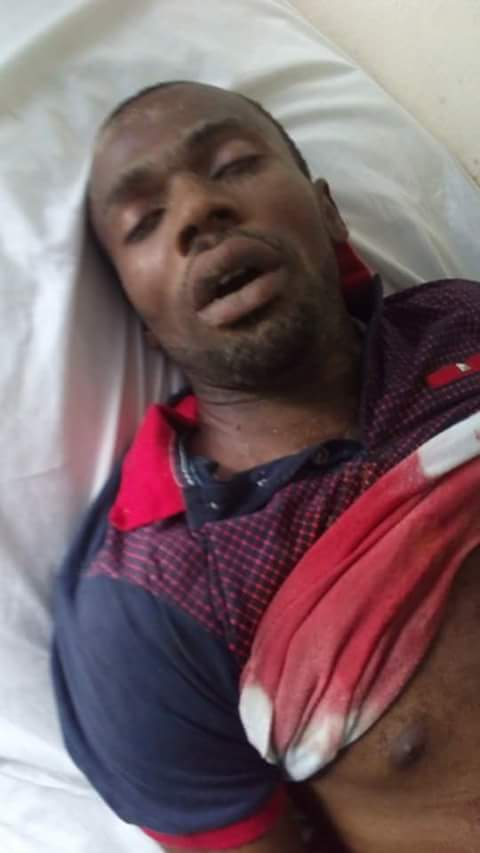 UNIPORT PROTEST: Faculty President Dies [pics]