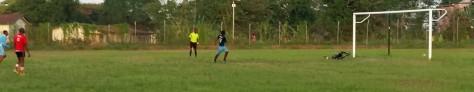 Goal!! Eyo Victor (C3) scores