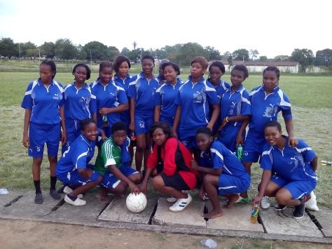 Female Nursing Team