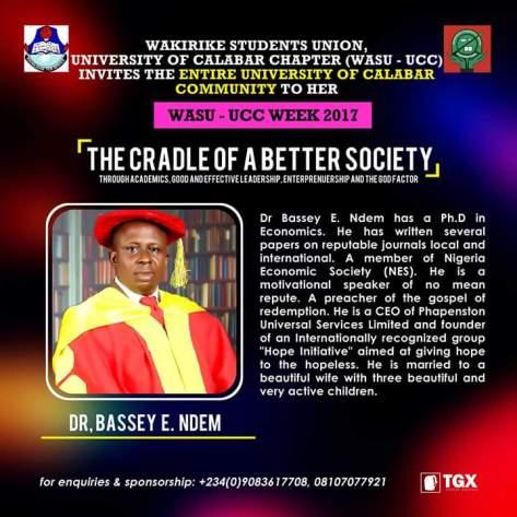 Dr.Bassey Ndem