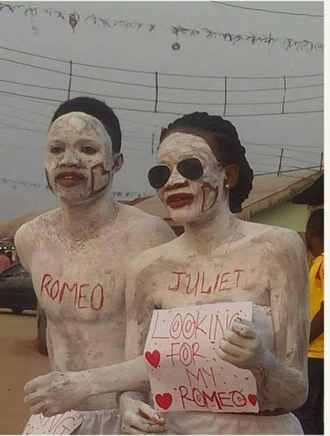 Uniport students play romeo and juliet