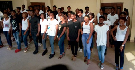 Mr and Miss UNICAL 2017