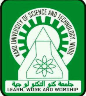KUST Wudil Academic Calendar, 2017/2018 Session
