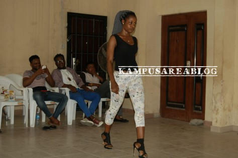 Mr and Miss UNICAL 2017. 2ND AUDITIONS