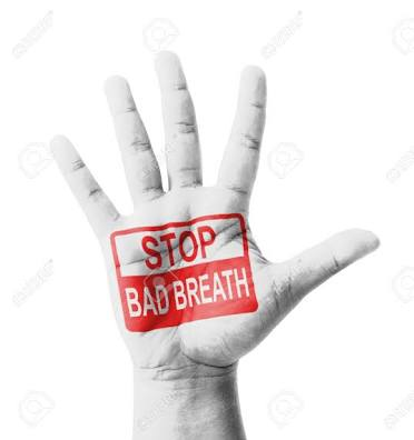PREVENTION AND CURE OF HALITOSIS OR BAD BREATH