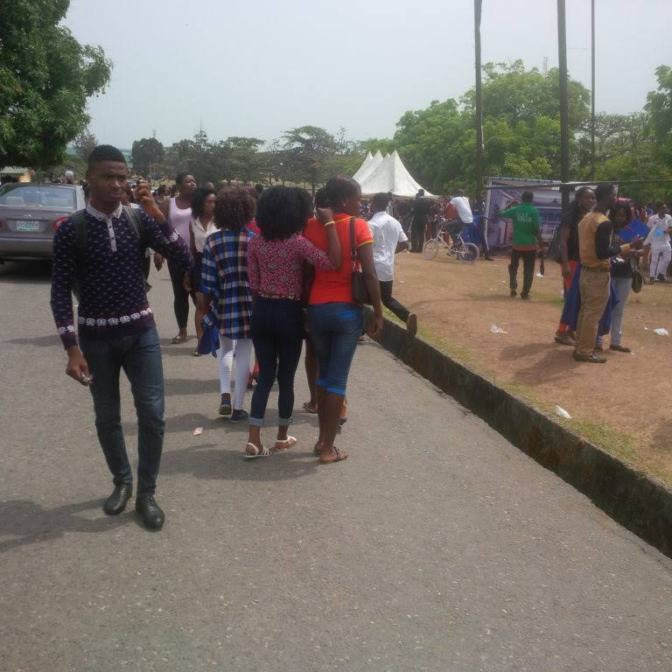 CRUTECH HOLDS 15TH MATRICULATION CEREMONY