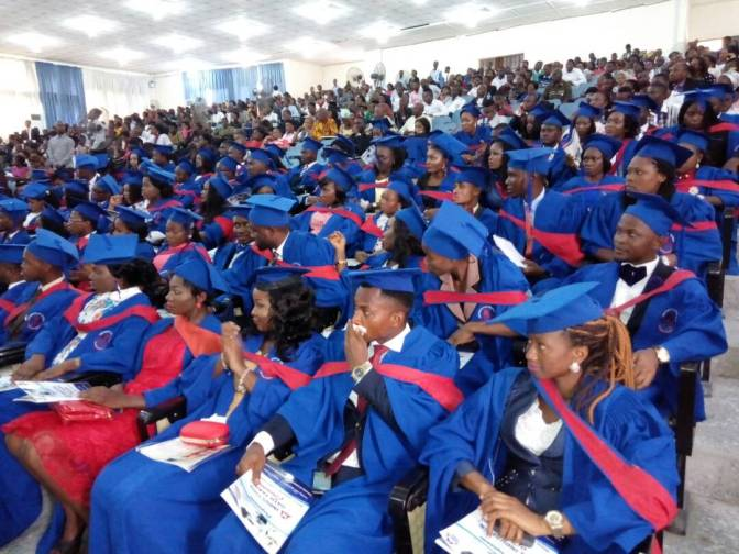UNICAL INDUCTS 80 MEDICAL LAORATORY SCIENTIST, 2 GRADUATE WITH FIRST CLASS