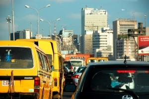 Nigeria, most populous city, lagos, molue