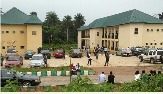 STAFF OF FEDERAL UNIVERSITY OYE-EKITI EMBARK ON INDEFINITE STRIKE