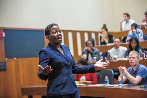 PERSINALITY OF THE WEEK: Meet Dehlia Umunna, The First Nigerian Professor Of Law At Harvard Law School.